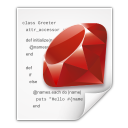 ruby file